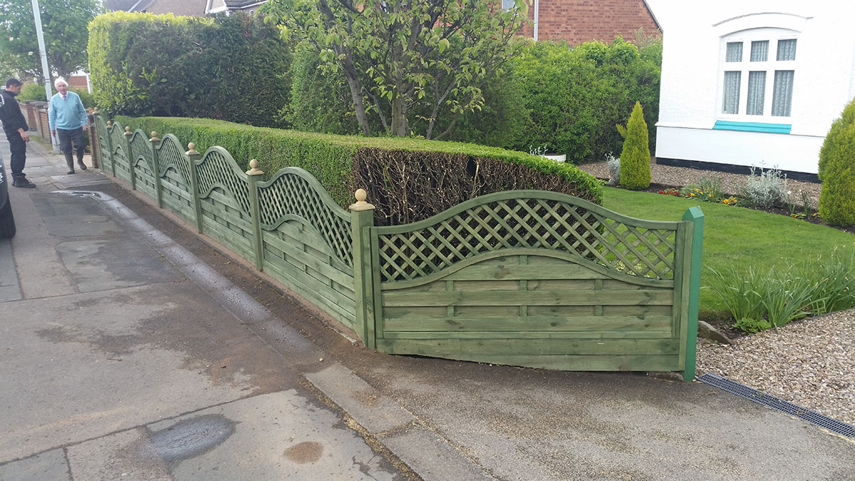 Fence Fitting
